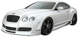 Image of Bentley Rental Car