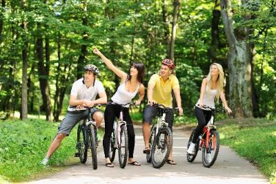Attractions in Munich Germany City Bike Tours