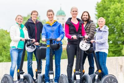 Berlin Germany Attractions City Segway Tour