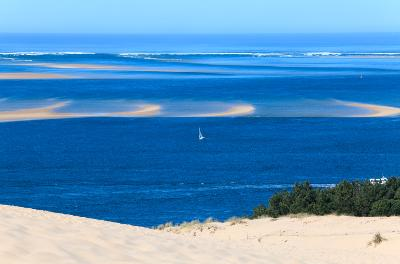 Bordeaux, France Attractions: Dune du Pilat by Auto Europe