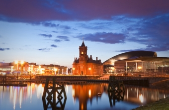 Cardiff Bay Wales Travel Guide