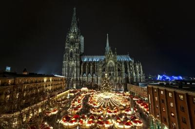 Cologne Germany Attractions Christmas Markets Tour