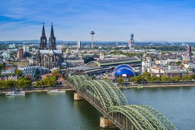 Cologne Germany Climate Summer