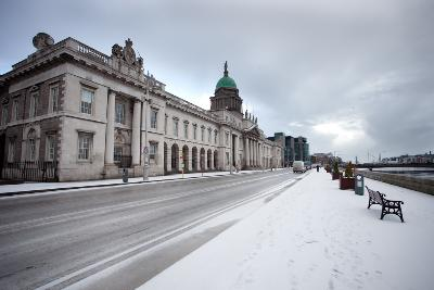 Dublin Ireland Winter Weather