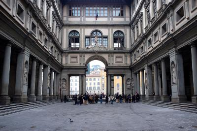 Florence Italy Attractions, Uffizi Gallery Tour, Auto Europe