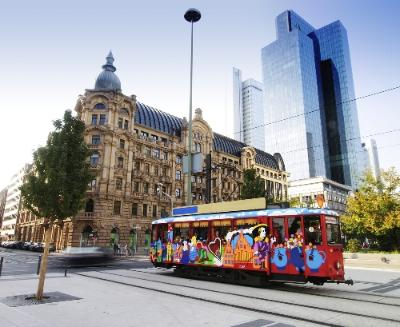 Frankfurt Germany Attractions Tram Express Tour