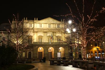 Milan Italy Attractions: La Scala by Auto Europe