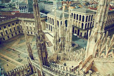 Milan Italy Attractions: the Duomo by Auto Europe