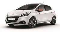 Contratar leasing  Peugeot 208