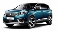 Contratar leasing  Peugeot 5008