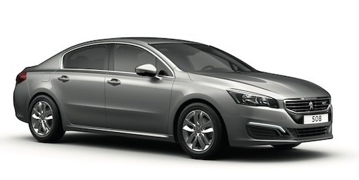 Contratar Leasing Peugeot 508