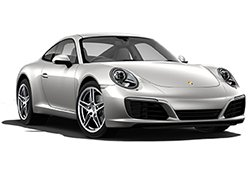 Exotic Car Rental Featured Porsche 991 Carrera S