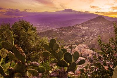 Sicily, Italy Attractions: Mount Etna by Auto Europe