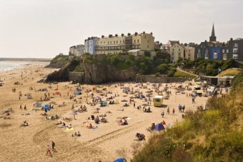 Explore Tenby Wales Travel Guide