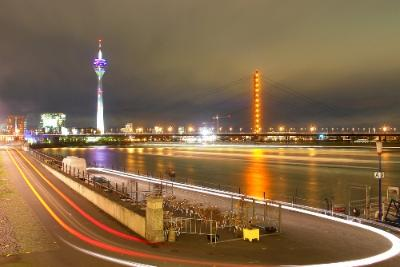 Things to Do in Dusseldorf Germany: Rhine Tower