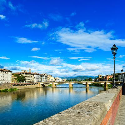 Things to Do in Florence: Walk Along the Arno River, Auto Europe