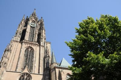 Things To See in Frankfurt Germany Imperial Cathedral