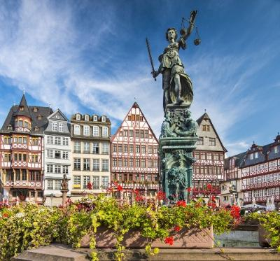 Things to Do in Frankfurt: Romerberg Plaza