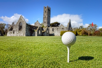 Golfing Tour of Ireland