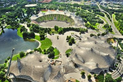 Things to Do in Munich: Olympiapark