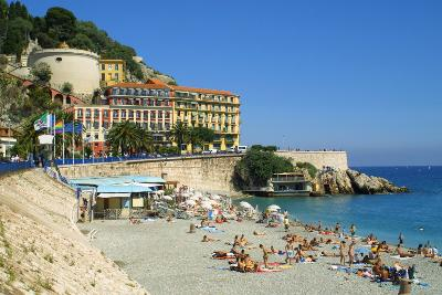 Things to Do in Nice: Hit the Beach by Auto Europe