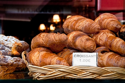 Things to Do in Paris: Eat a Fresh Croissant