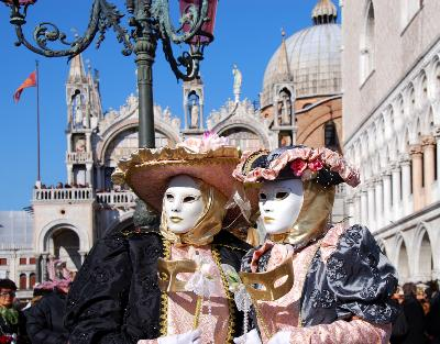 Things to Do in Venice: Join the Local Carnival