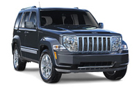 Jeep Liberty Rental